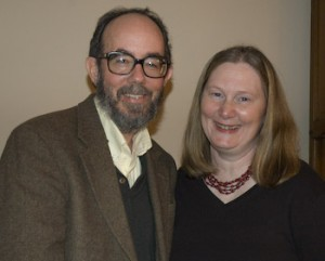 Paul Fleischman and Hester Bass