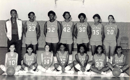 Port Gibson High School Lady Waves