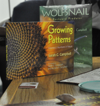 Growing Patterns and Wolfsnail