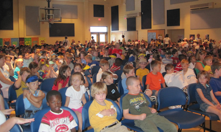Audience Sumrall Elementary School