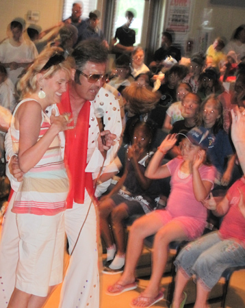 Elvis at Mississippi Day Celebration