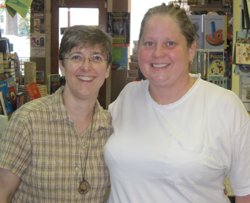 Jill with me at Square Books Jr.