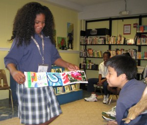 St. Therese Student Share Fibonacci Folding Book