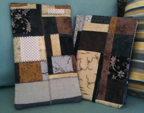 kindle cover sewing