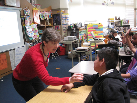 Two Oakland Schools: ICS and TCN | Sarah C Campbell