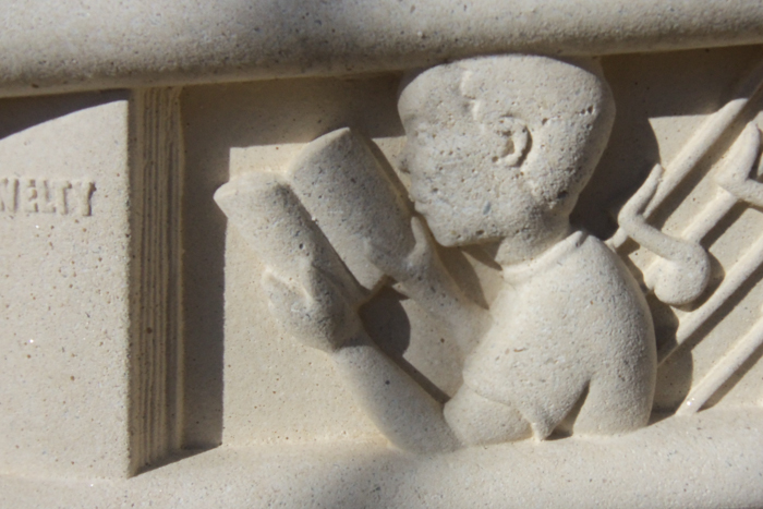 bas relief 1