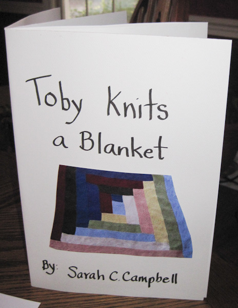 sample book knitting