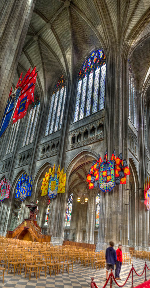orleans cathedral w sarah