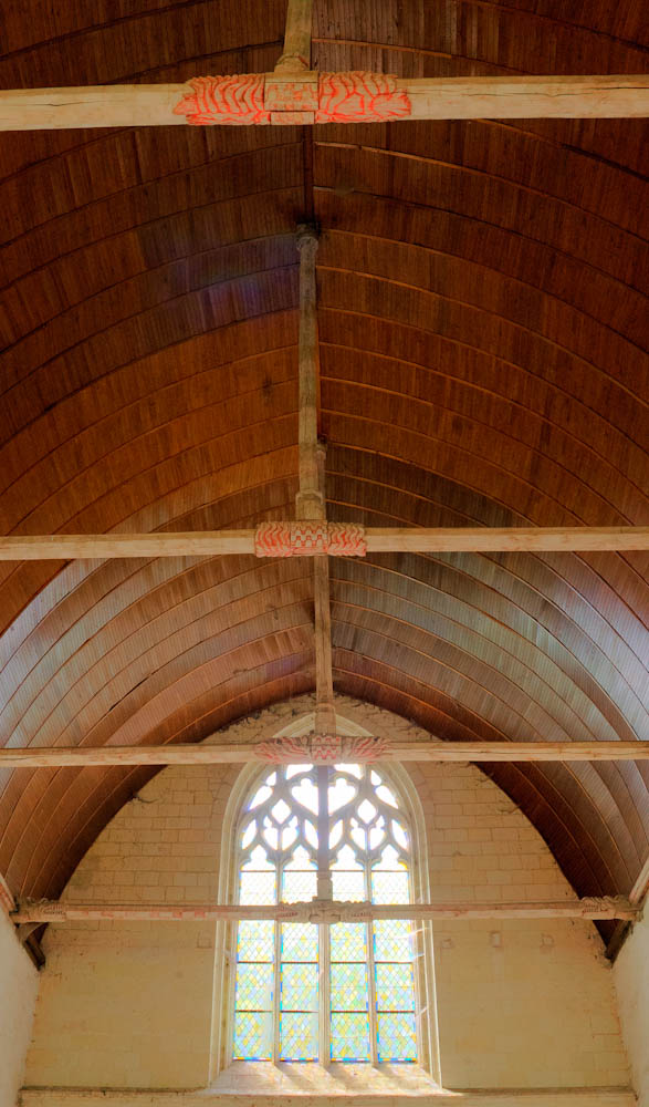 chapel ceiling
