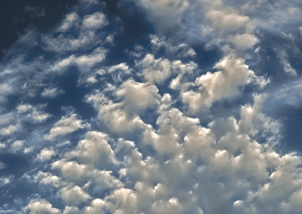 clouds patterns fractal