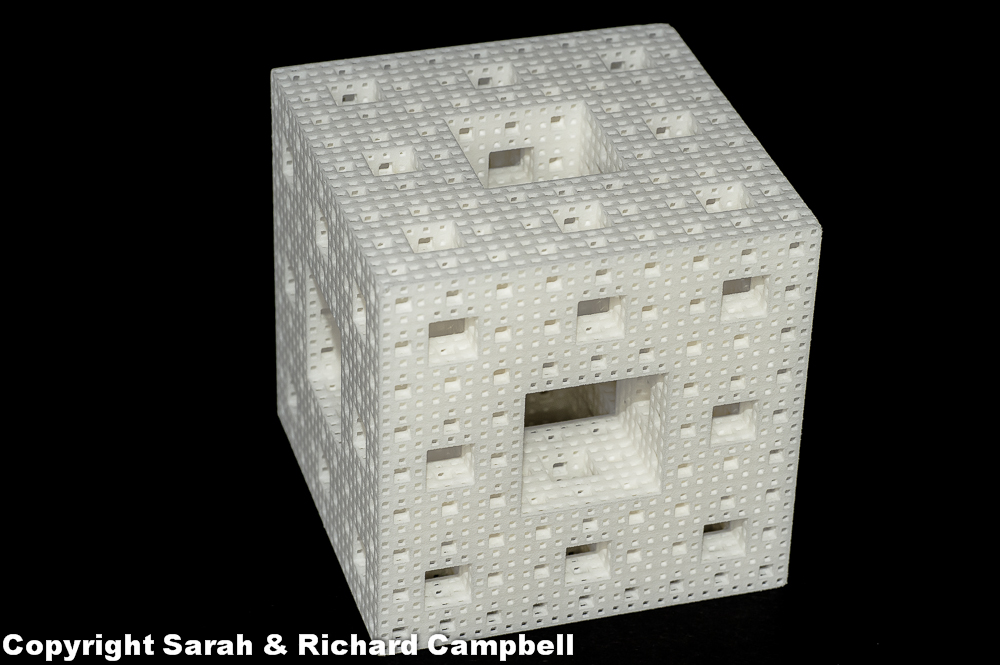 menger sponge