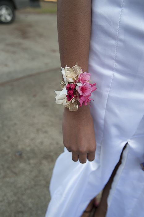 wrist corsage